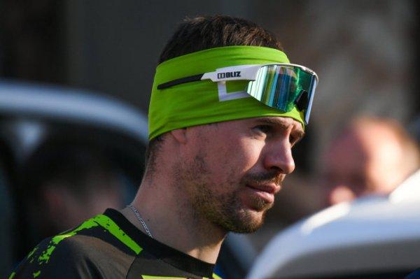 Сергей Устюгов стал вторым в гонке преследования на