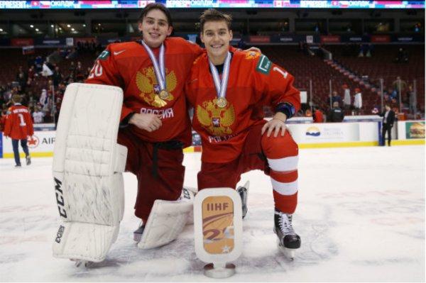 Вратарь сборной России признан лучшим голкипером МЧМ по хоккею