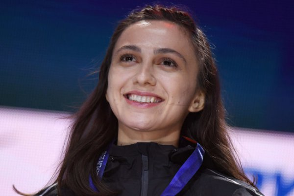 Ласицкене и Шубенков названы лучшими спортсменами года по версии ВФЛА