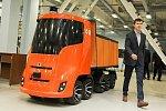 КАМАЗ и КФУ создали центр интеллектуальных транспортных систем