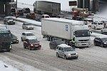 С 14 января в Москве начали действовать новые правила передвижения грузовиков.
