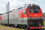 Локомотив 2ЭС5С пятого поколения проходит испытания