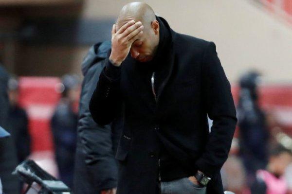 """""""Монако"""" разгромно проиграл """"Страсбургу"""""""
