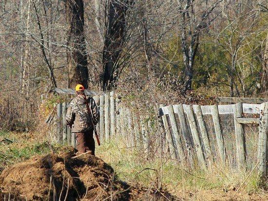 Столетняя американка одним выстрелом убила сразу двух оленей