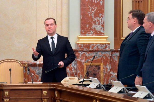 Медведев: Россия готова к проведению Универсиады