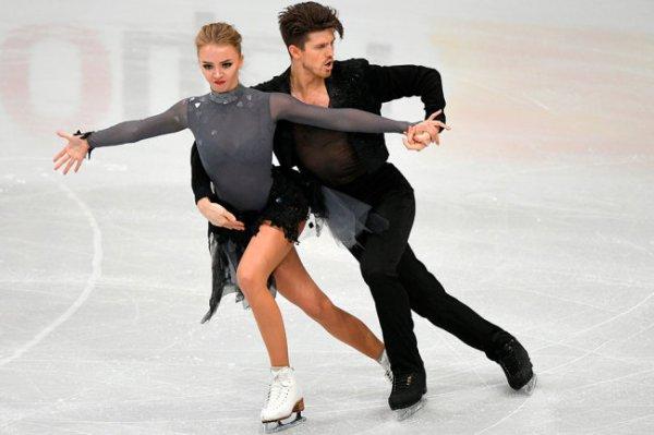 Степанова и Букин стали вторыми в ритм-танце на ЧЕ в Минске