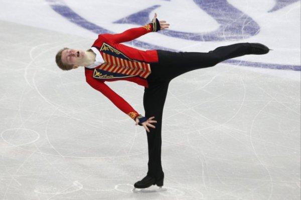 Александр Самарин: Рад, что смог потрепать чемпиону нервы