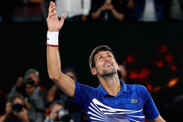 Джокович в рекордный седьмой раз выиграл Australian Open
