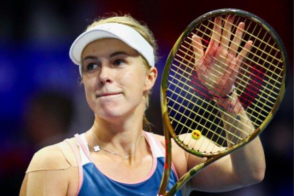 Павлюченкова стала четвертьфиналисткой турнира в Санкт-Петербурге