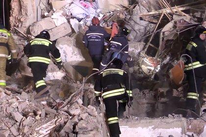 В МЧС объявили о завершении спасательной операции в Магнитогорске