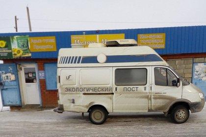 Российский город спасут от смога огромными вентиляторами