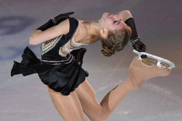 Фигуристка Трусова выиграла чемпионат России среди юниоров