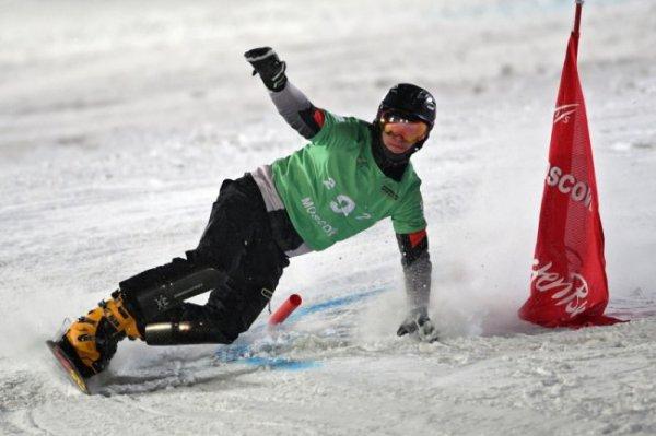 19-летний сноубордист Дмитрий Логинов стал чемпионом мира
