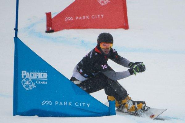 19-летний Дмитрий Логинов взял второе