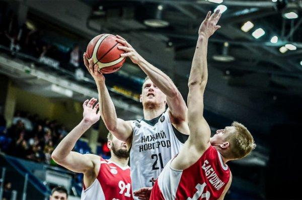 В финале Кубка РФ по баскетболу сразятся БК