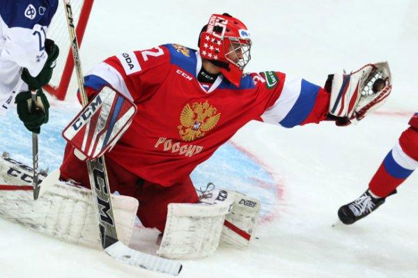 Россия по буллитам победила финнов в вынесенном матче Евротура