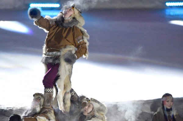 На Сахалине стартовали первые зимние Международные игры
