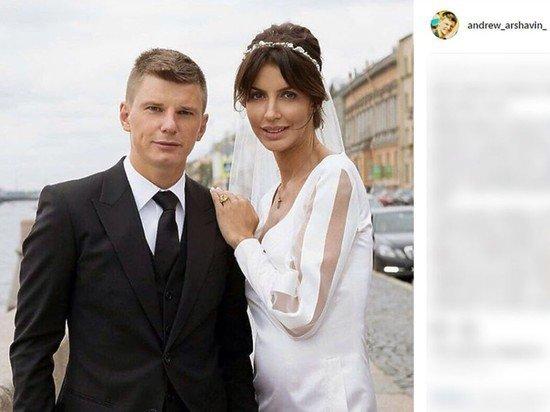 Жена Аршавина заявила на него в полицию: украл
