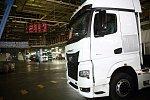 На КАМАЗе собран первый предсерийный грузовик поколения К5