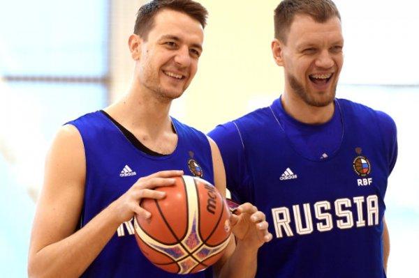 Российские баскетболисты сразятся с финнами за путевку на ЧМ-2019