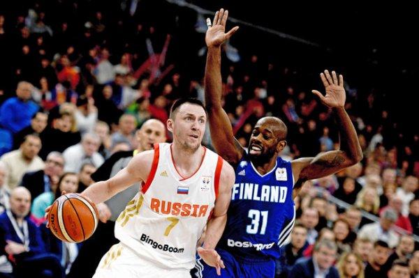 Сборная России вышла на баскетбольный ЧМ-2019
