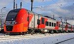 Скоростные поезда «ласточка» начали курсировать между Псковом, Новгородом и Петрозаводском