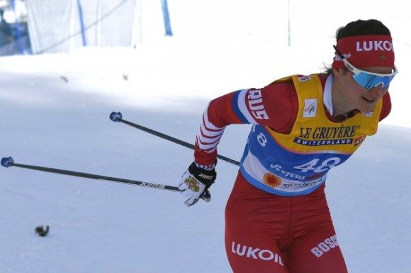 Российские лыжницы выиграли