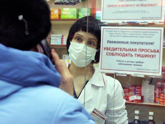Роспотребнадзор сообщил о превышении эпидпорога по гриппу в 27 регионах