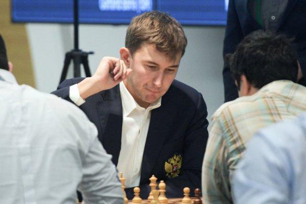 В Астане продолжается командный чемпионат мира по шахматам