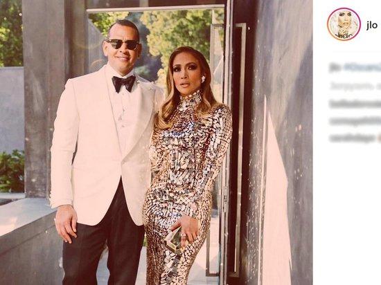 Дженнифер Лопес получила кольцо за $4,5 млн от будущего четвертого мужа
