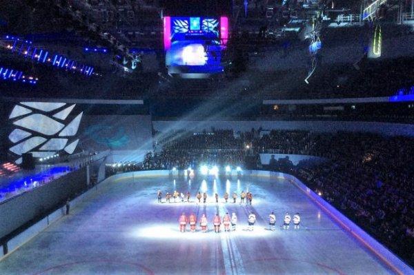 Звезды советского хоккея открыли ледовый дворец в Ташкенте