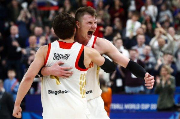 Россия не сыграет с США на групповой стадии ЧМ-2019 по баскетболу