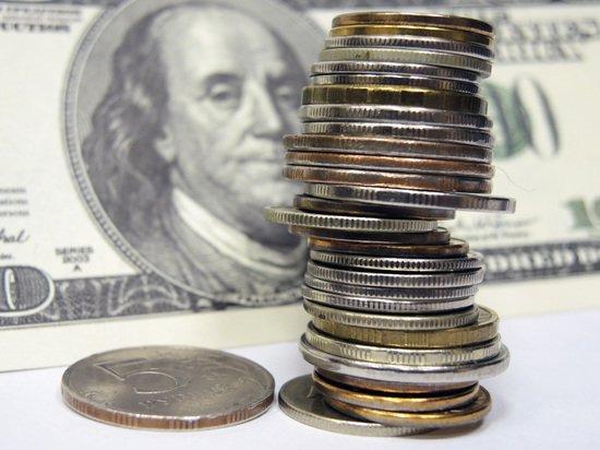 Россия бьет рекорды по займам в долларах