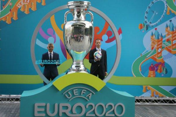 Представлен талисман чемпионата Европы-2020 по футболу