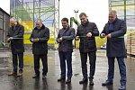 В АО «ММТП» введены в эксплуатацию пылеветрозащитные сооружения