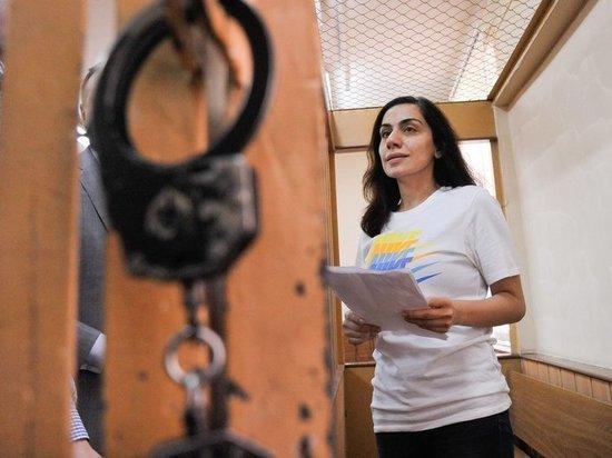 Карину Цуркан в тюрьме замучила обвиняемая в теракте: «Настоящая пытка»