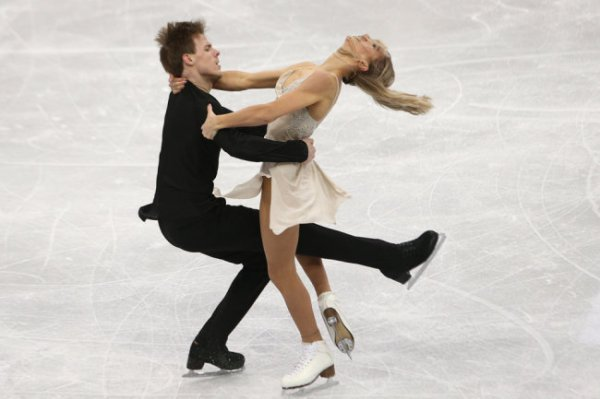 Синицина и Кацалапов стали вторыми в ритм-танце на командном ЧМ