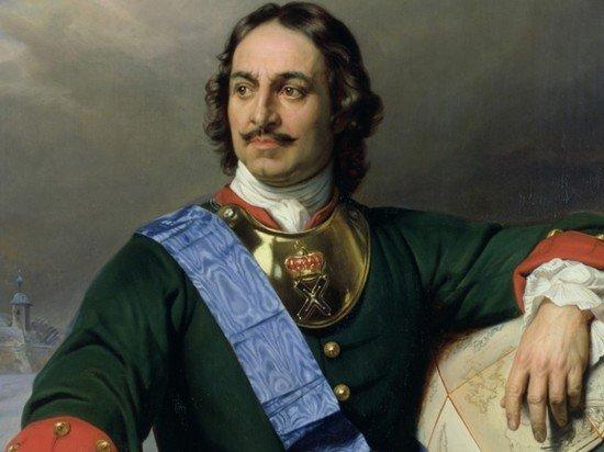 Германия передала Украине грамоту Петра I, которой больше 300 лет