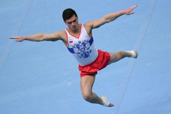 """Гимнаст Далалоян выиграл """"золото"""" ЧЕ в вольных упражнениях"""