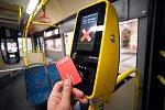 Новосибирск стал одним из первых городов в России, где проезд в общественном транспорте можно оплатить по QR-коду.
