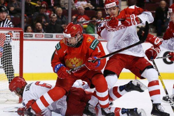Сборная России приехала в Швецию на чемпионат мира по хоккею