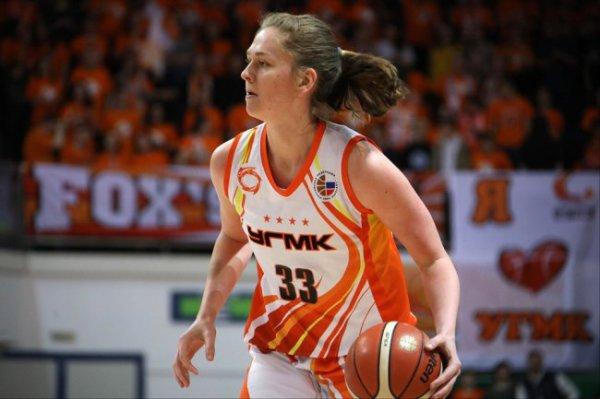 УГМК повел в финальной серии женской баскетбольной Премьер-лиги