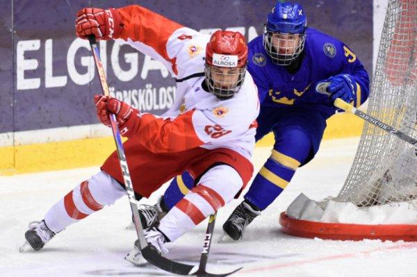 В финале ЧМ по хоккею наши юниоры уступили шведам только в овертайме