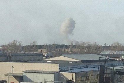 На российском заводе по производству взрывчатки произошел взрыв