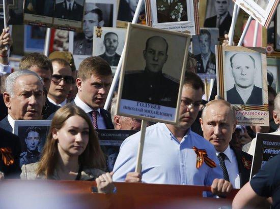 """В Севастополе """"Бессмертный полк"""" обвинил конкурента в краже портретов"""