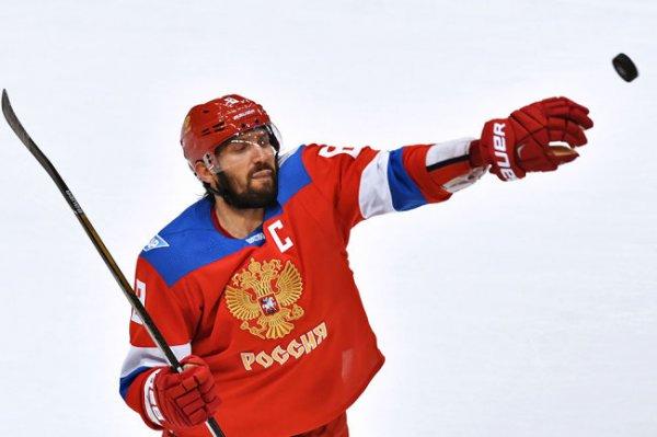 Овечкин и Кузнецов присоединились к хоккейной сборной