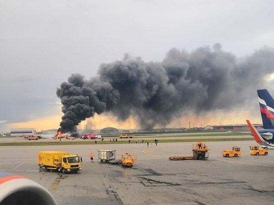Минтранс сообщил о 33 выживших после авиакатастрофы в Шереметьево