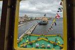 В акватории северной столицы прошел шестой Фестиваль ледоколов