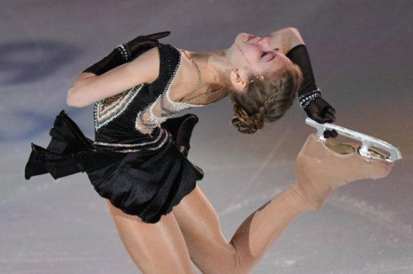 Фигуристка Трусова претендует на звание молодой спортсменки года