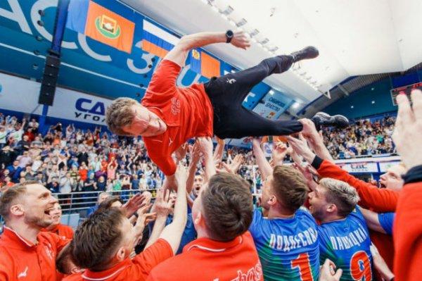Финский тренер Туомас Саммелвуо начал готовить сборную РФ по волейболу